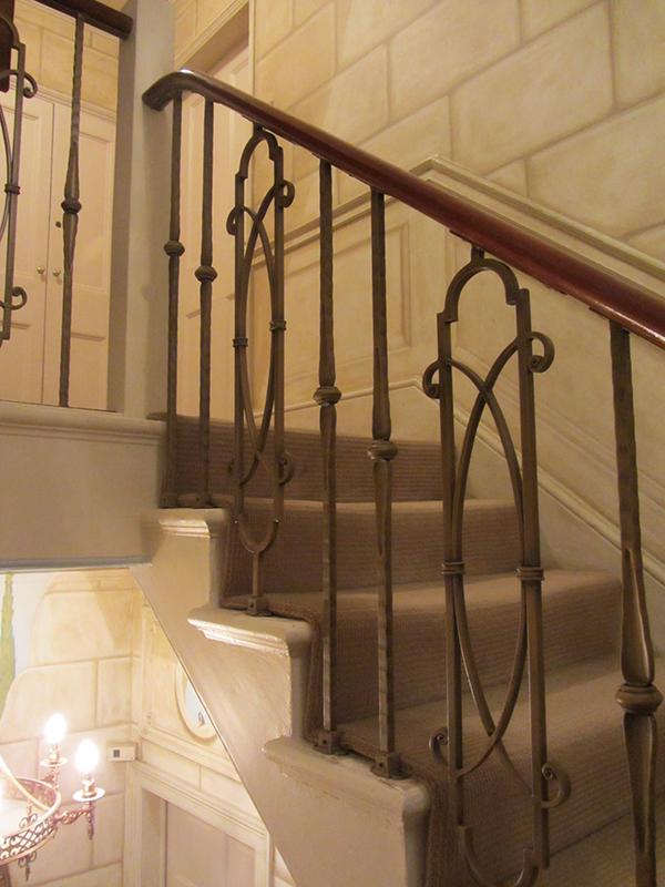 Decorative Wrought Iron Hampshire